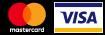 Zahlungsart Visa & masterCard